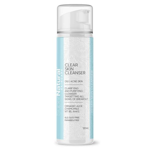 Clear Skin Cleanser 120ml