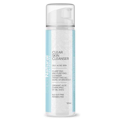Clear Skin Cleanser 120ml