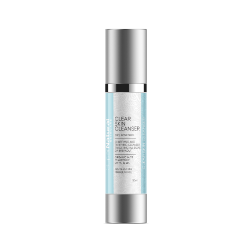 Clear Skin Cleanser - Acne Control Treatment