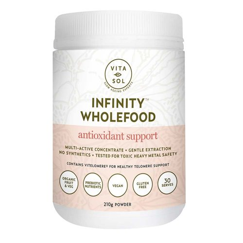 Infinity Wholefood Powder