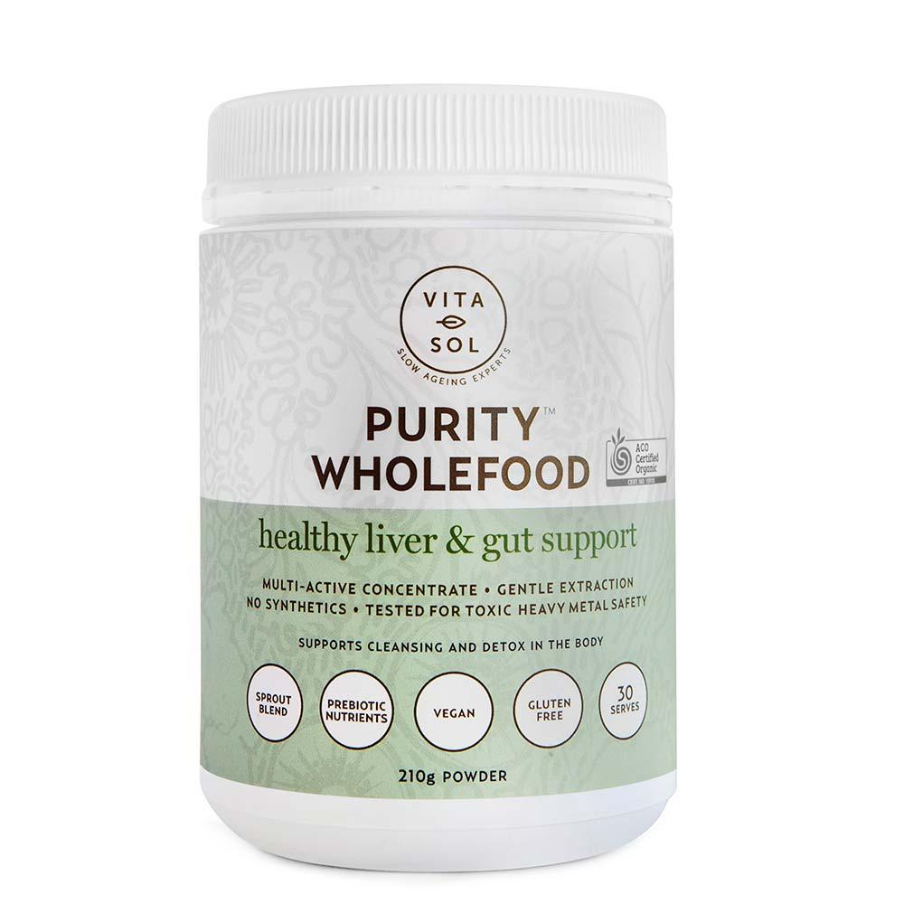 Purity Wholefood Powder